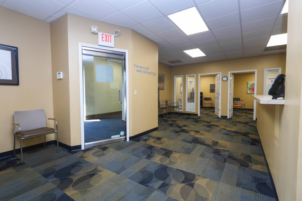 The Right Solution Counseling St Louis Office